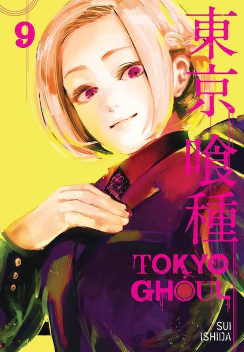 TOKYO GHOUL  VOL 09