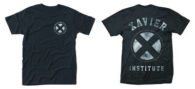 MARVEL X-MEN XAVIER INSTITUTE DISTRESSED T-shirt
