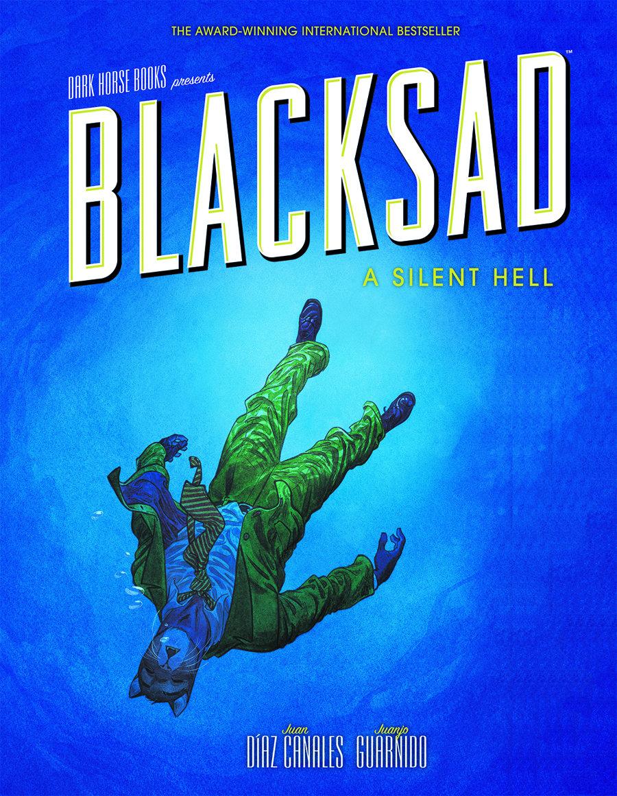 BLACKSAD HC SILENT HELL