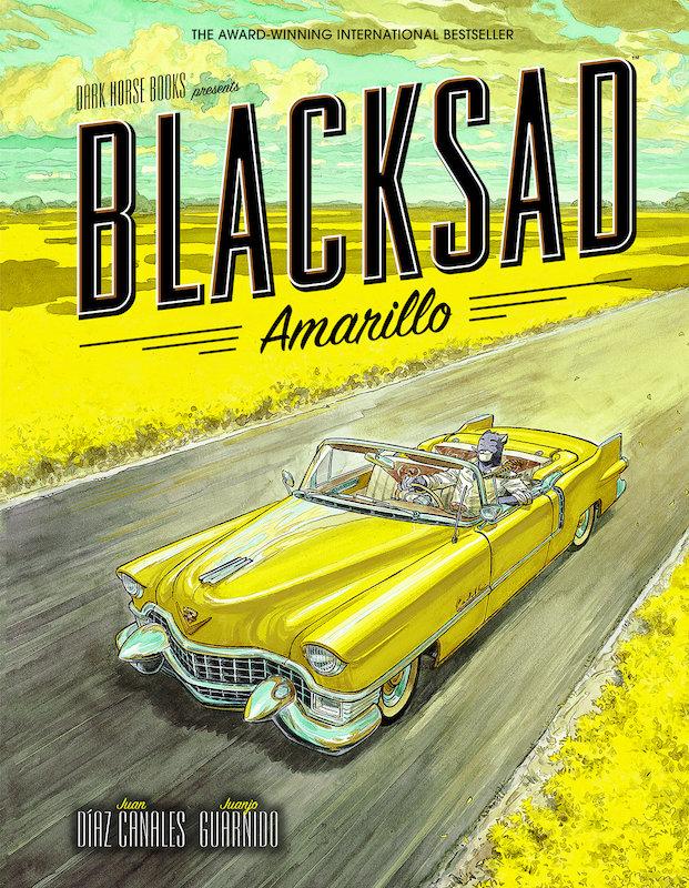 BLACKSAD HC AMARILLO