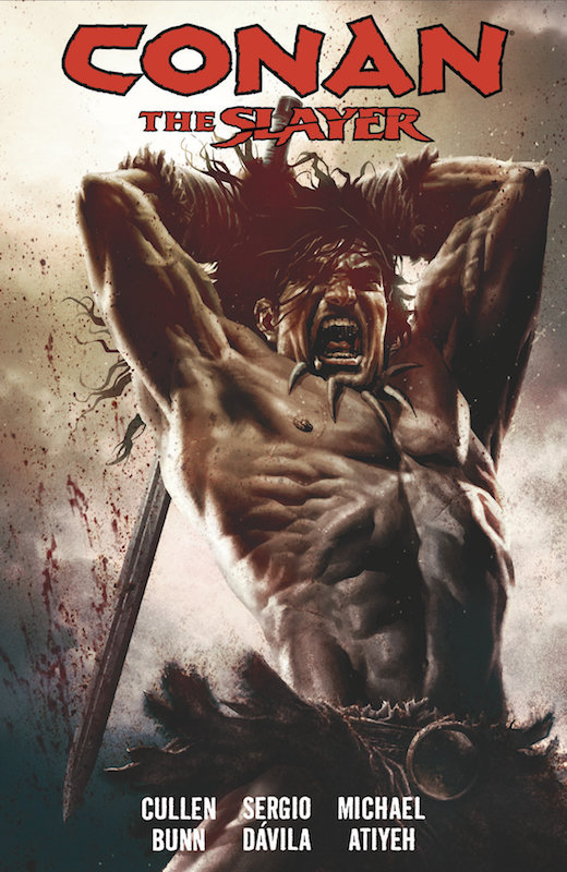 CONAN THE SLAYER TP VOL 01 BLOOD IN HIS WAKE
