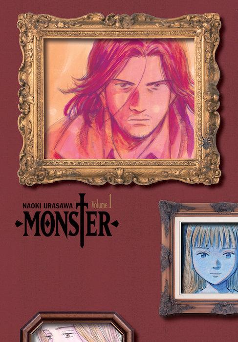 MONSTER TP VOL 01 PERFECT EDITION  URASAWA