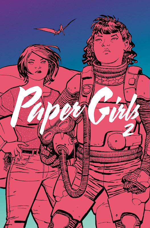 PAPER GIRLS TP VOL 02