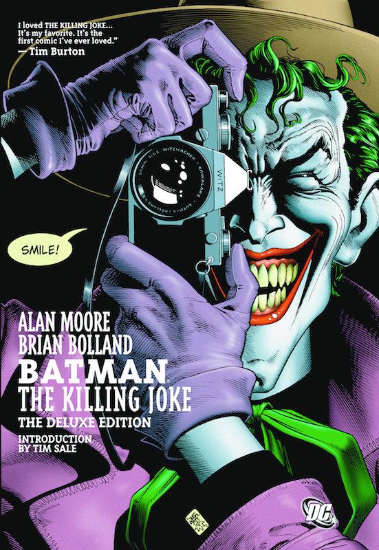 BATMAN THE KILLING JOKE SPECIAL EDITION  HC