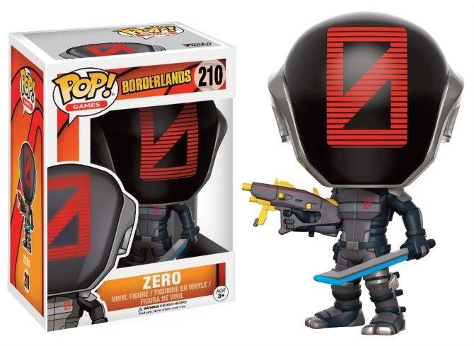 Pop! Games: Borderlands - Zero