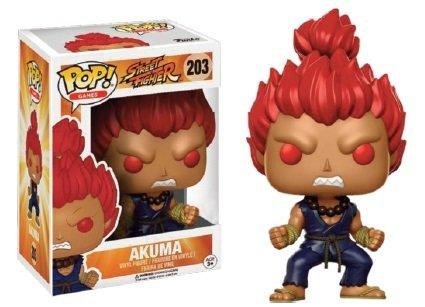 Pop! Games: Street Fighter - Akuma LIMITED EDITION