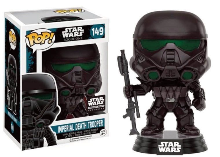 Pop! Star Wars: Rogue One - Imperial Death Trooper LIMITED EDITION