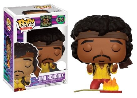 Pop! Rock: Jimi Hendrix - Monterey LIMITED EDITION