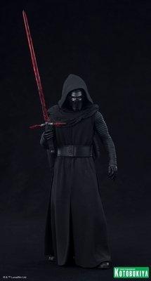 Star Wars The Force Awakens Version Kylo Ren ARTFX+ Statue