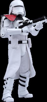 STAR WARS First Order Snowtrooper Officer