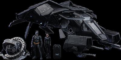 BATMAN The Bat Deluxe