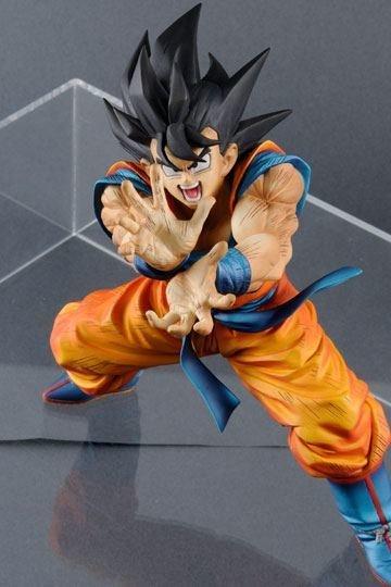 Dragonball Z Super Kamehame-Ha Figure Son Goku 20 cm