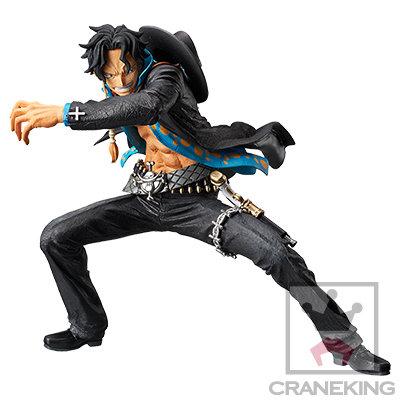 One Piece Figure Zoukei Monogatari Portgas D. Ace 18 cm