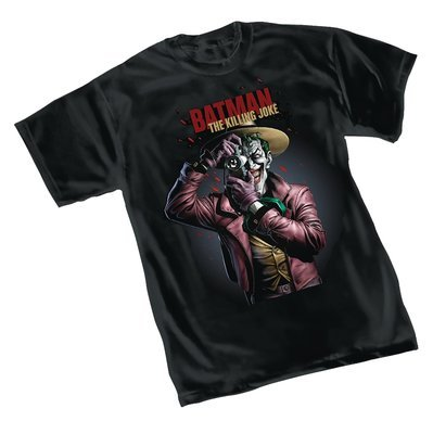 BATMAN KILLING JOKE BY BOLLAND T/S
