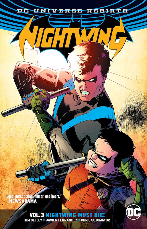 NIGHTWING TP VOL 03 NIGHTWING MUST DIE