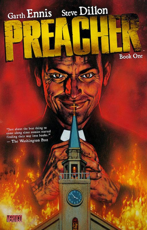 PREACHER TP BOOK 01