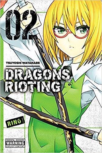 DRAGONS RIOTING GN VOL 02