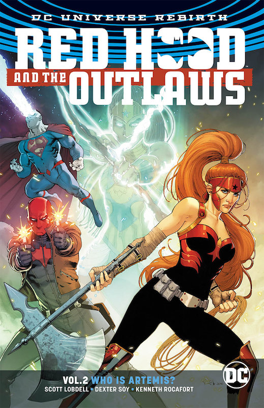 RED HOOD & THE OUTLAWS TP VOL 02 WHO IS ARTEMIS