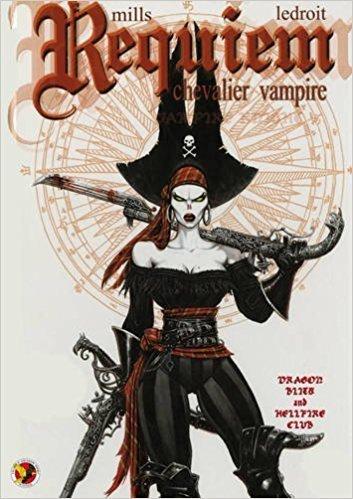 Requiem Vampire Knight Vol. 3: Dragon Blitz & Hellfire Club