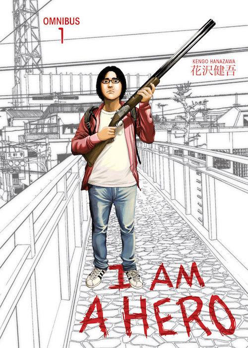 I AM A HERO OMNIBUS  VOL 01