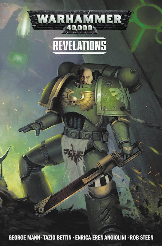 WARHAMMER 40000  VOL 02 REVELATIONS