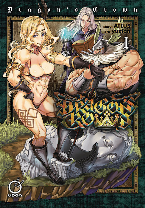 DRAGONS CROWN  VOL 01