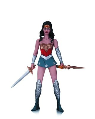 DC COMICS DESIGNER JAE LEE SER 1 WONDER WOMAN AF