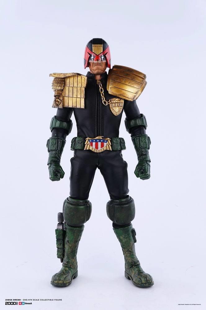 Judge Dredd  2000 AD   Action Figure 1/6   31 cm