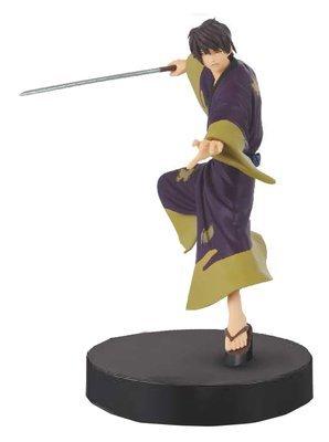 Gintama Figure Shinsuke Takasugi Two Failures 15 cm
