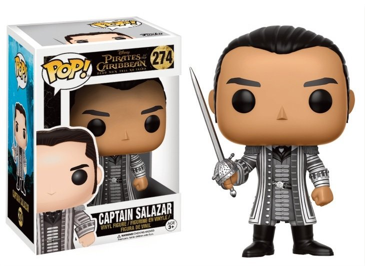 Pop! Movie: PotC Dead Men tell no Tales