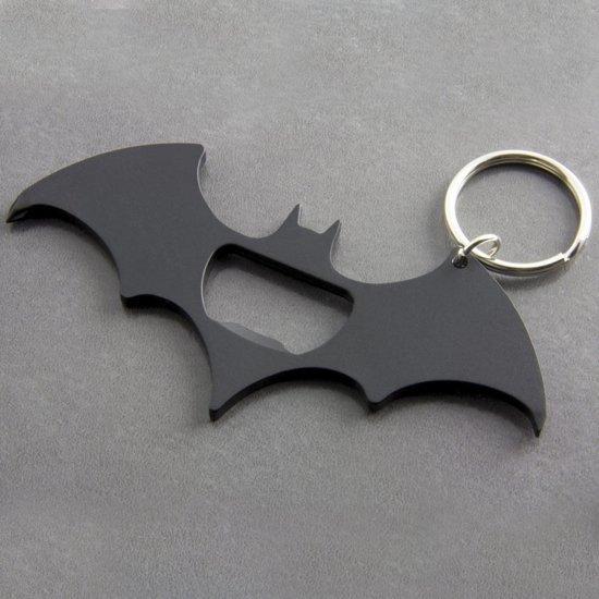 Batman Keychain 3 in 1 Multitool Bat Signal