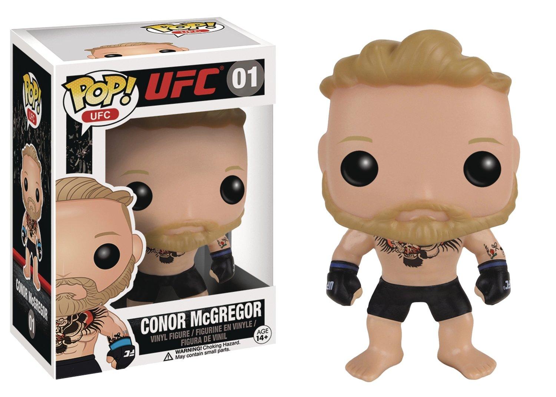 POP UFC MCGREGOR VINYL FIG