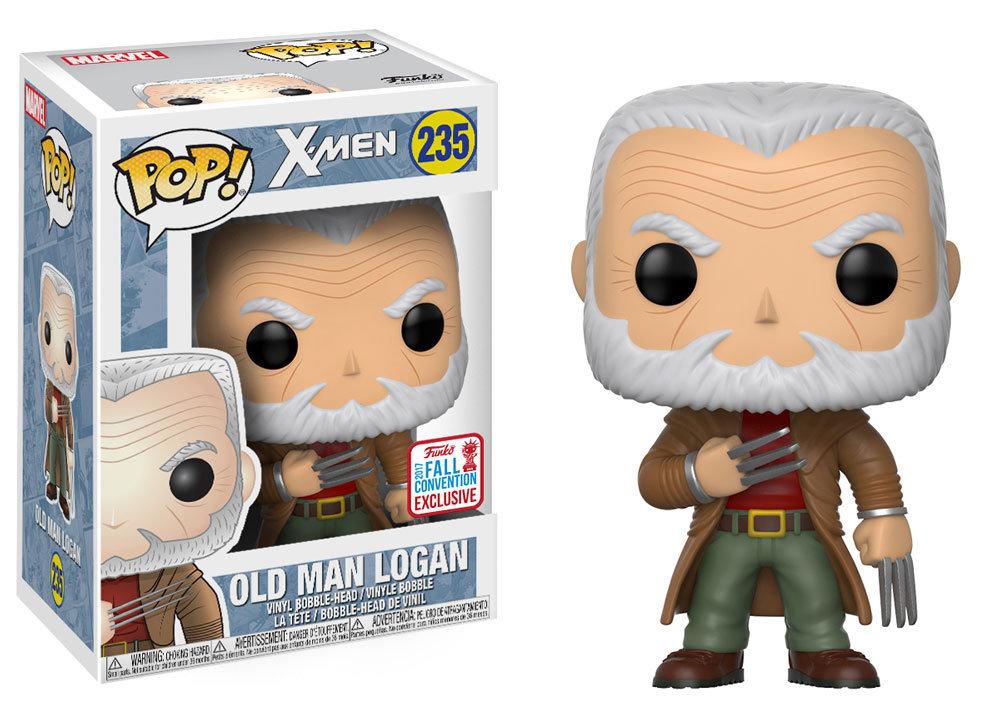 POP! Marvel: Old Man Logan - NYCC 2017 Exclusive