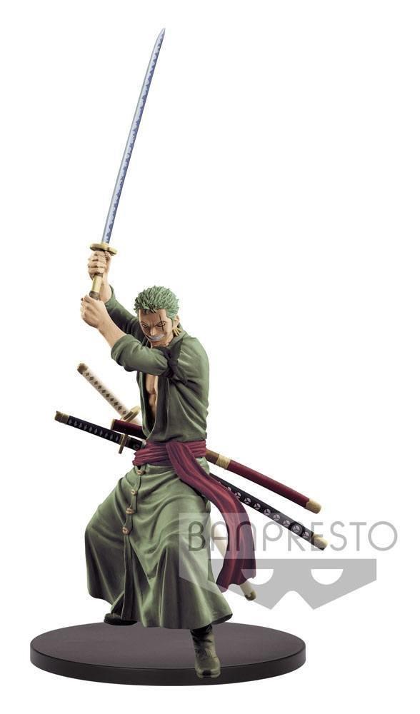 One Piece Swordsmen Vol. 1 Figure Roronoa Zoro 15 cm