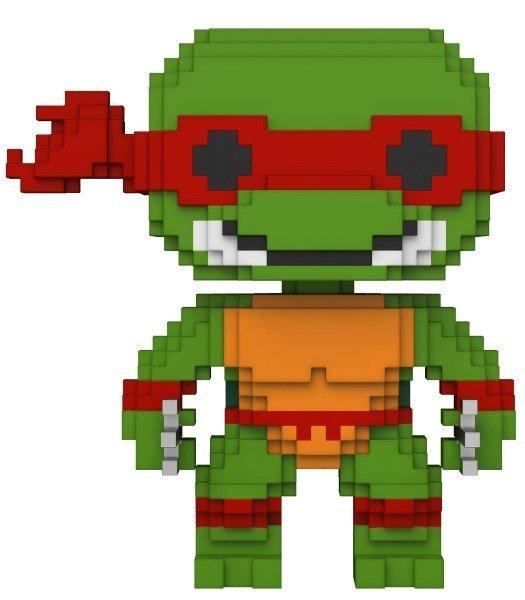 Pop! Cartoons: Teenage Mutant Ninja Turtles - 8-bit Raphael