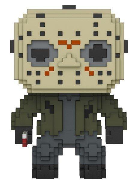 Pop! Horror: Friday the 13th - 8-bit Jason Voorhees