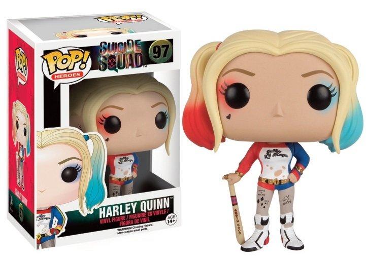 Pop! DC: Suicide Squad - Harley Quinn