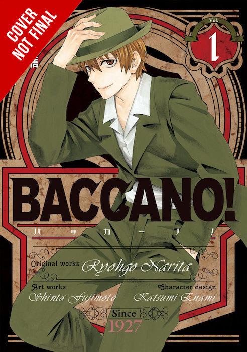 BACCANO  VOL 01