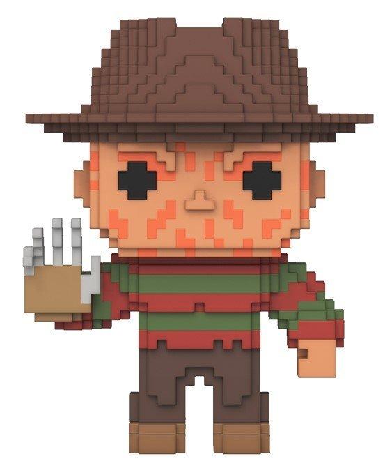 Pop! Horror: Nightmare on Elm Street - 8-bit Freddy Krueger