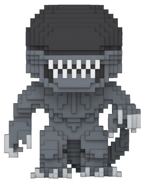 Pop! Movie: Alien - 8-bit Alien