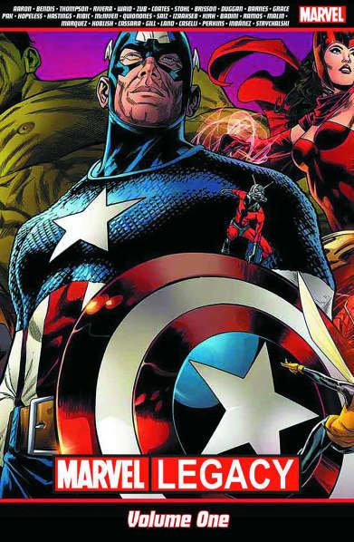 Marvel Legacy UK Edition