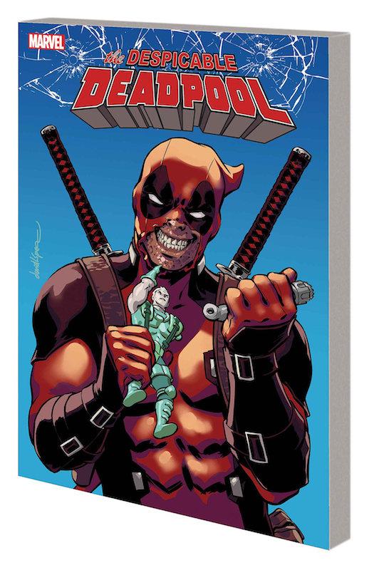 Despicable Deadpool: Volume 1: Deadpool Kills Cable