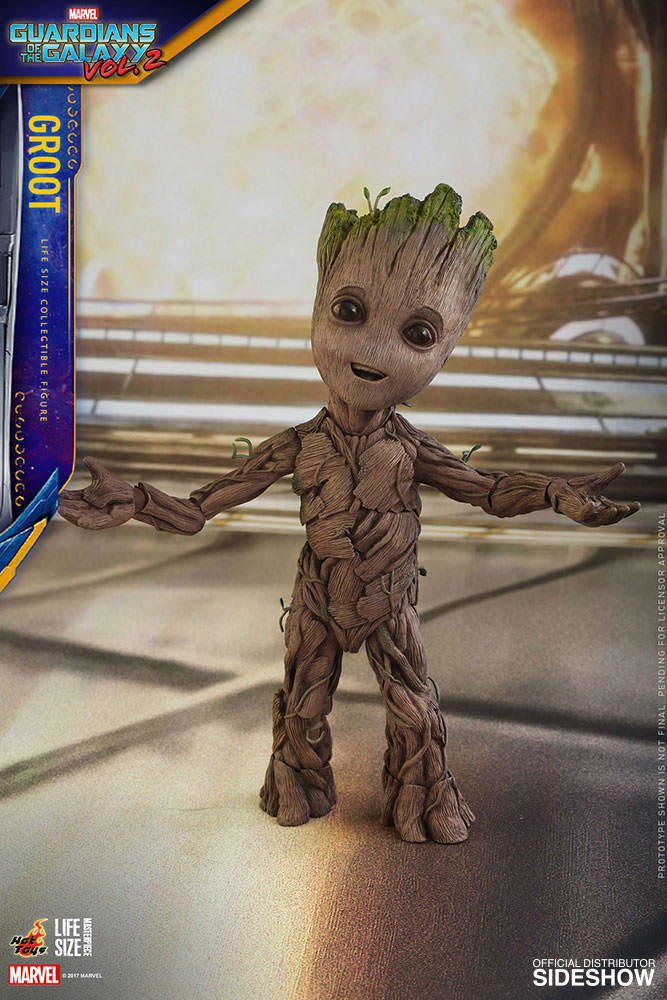 Guardians of the Galaxy Vol 2: Groot Life Sized Figure