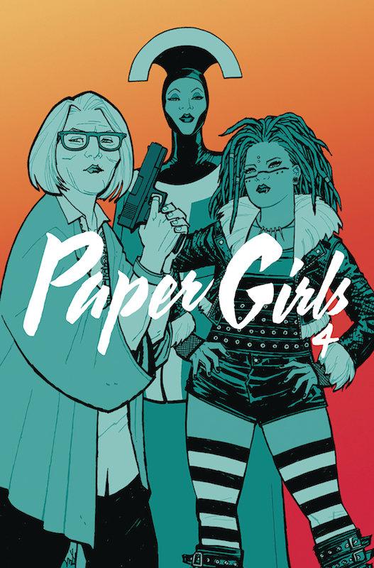 PAPER GIRLS TP VOL 04