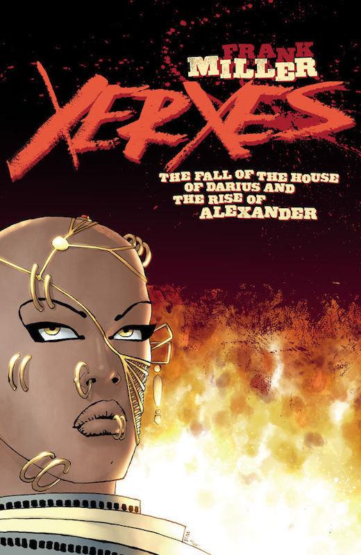 XERXES FALL OF HOUSE OF DARIUS #1 (OF 5)