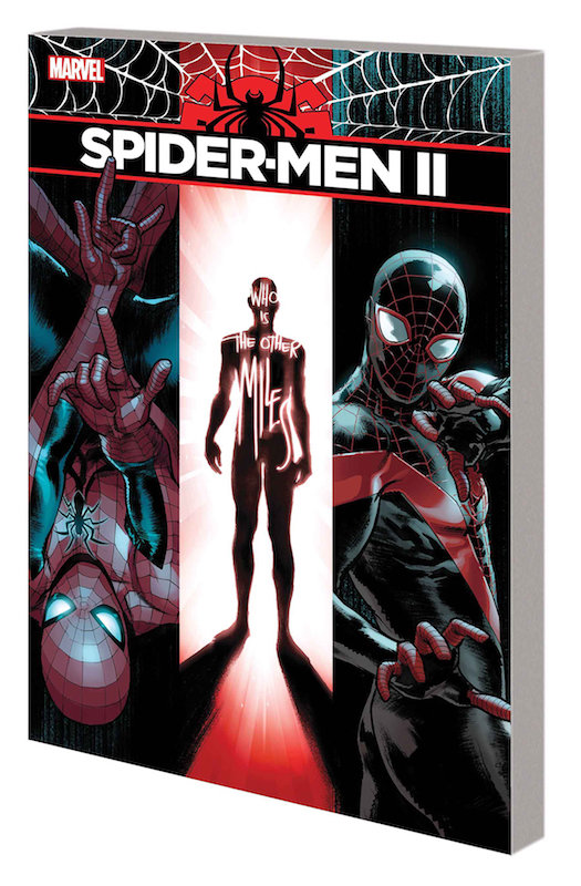 SPIDER-MEN II TP  UK EDITION