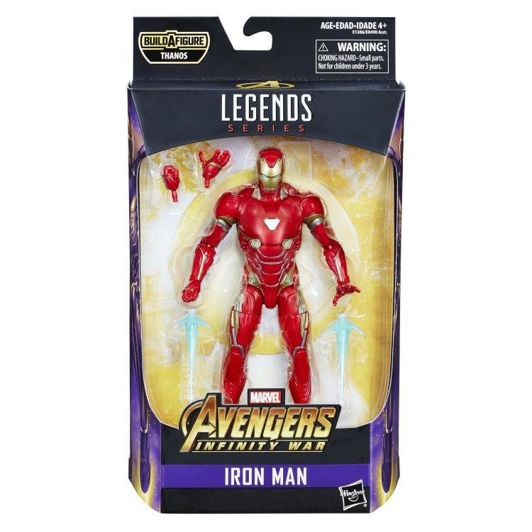 Iron Man figure Avengers:Infinity War Marvel Legends Wave 1