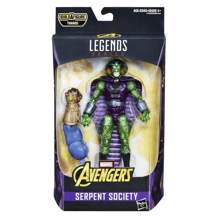 Klaus Voorhees  figure Avengers: Infinity War Marvel Legends Wave 1