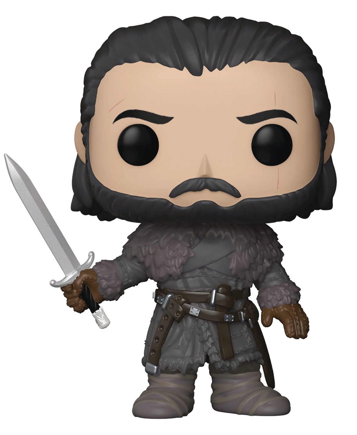 POP GOT S8 JON SNOW BEYOND THE WALL VINYL FIGURE