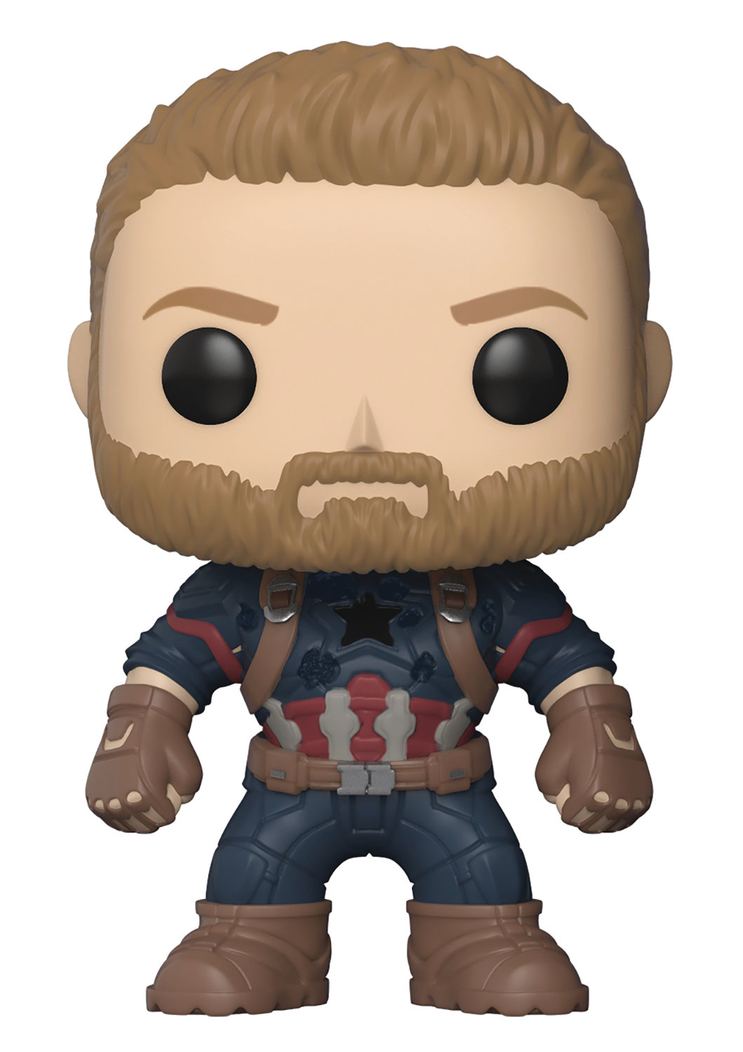 POP AVENGERS INFINITY WAR CAPTAIN AMERICA VINYL FIGURE